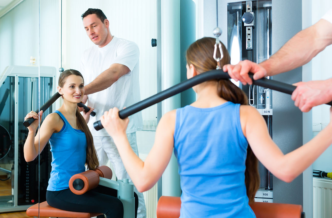 physical therapy with chiropractic care